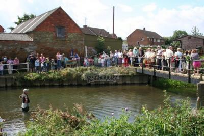 Annual duck race held by The Mill [134]