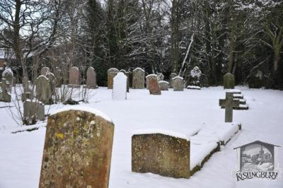 St Lukes in the snow [167]