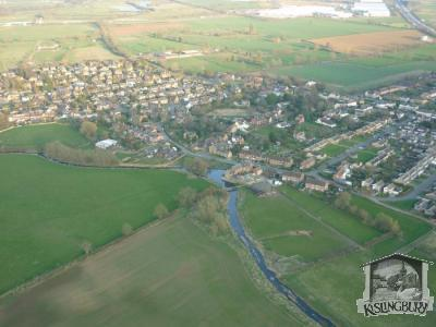 Kislingbury from the air (2) [232]